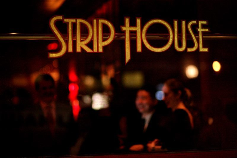 SH at Strip House