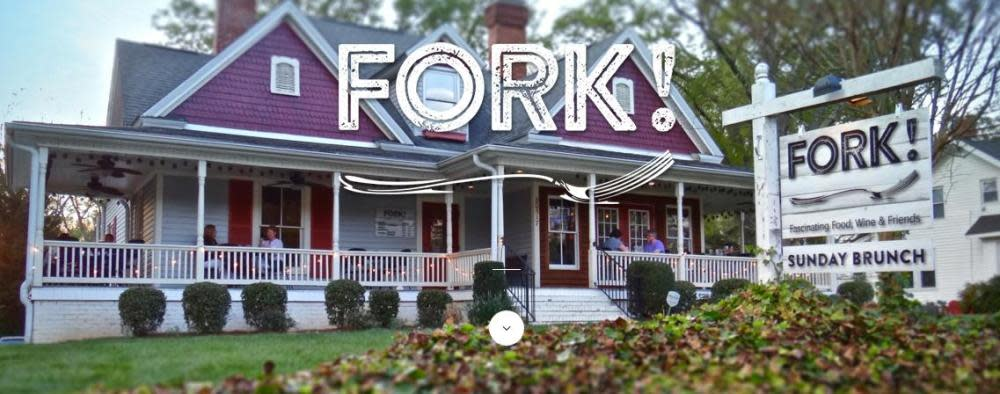 Photo at Fork!