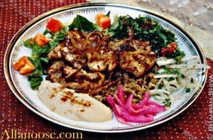Image for Alfanoose middle eastern cuisine