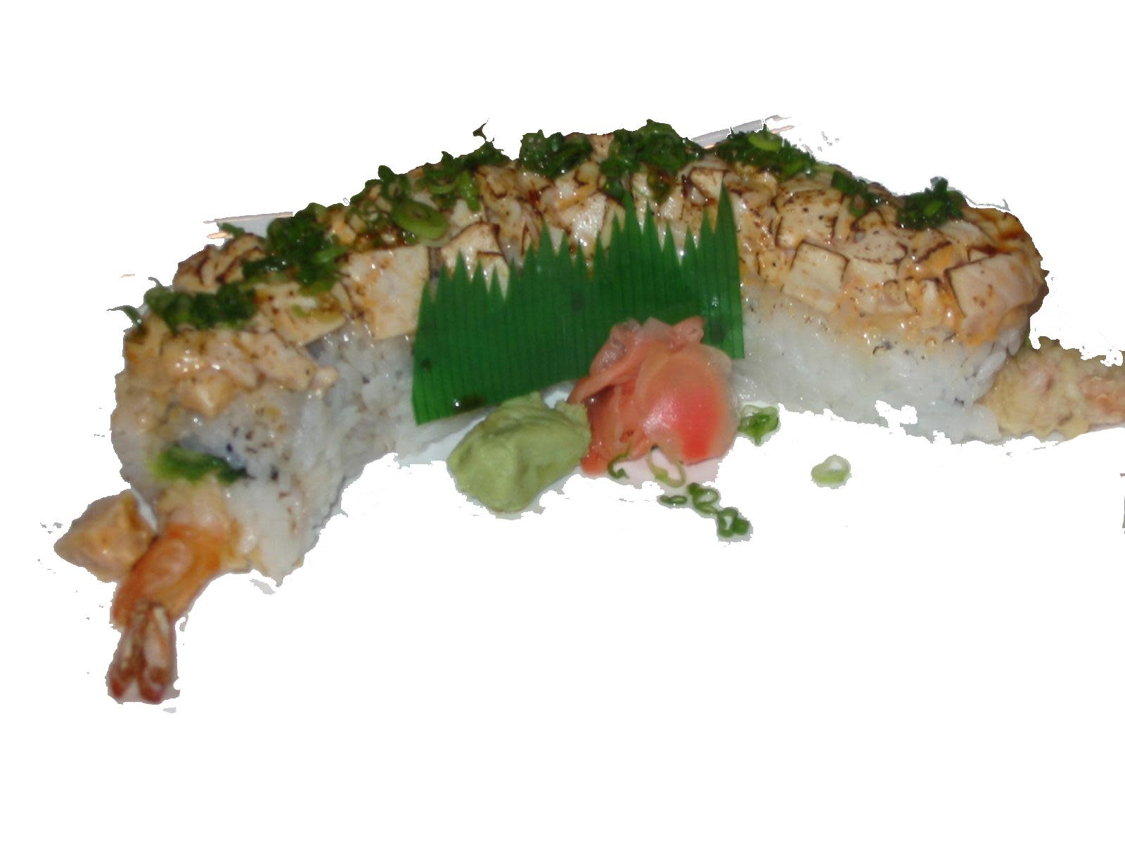 Eastland Roll at Eastland Sushi & Asian Cuisine