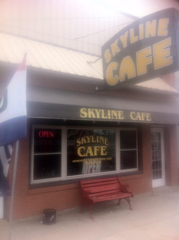 Photo at Skyline Cafe