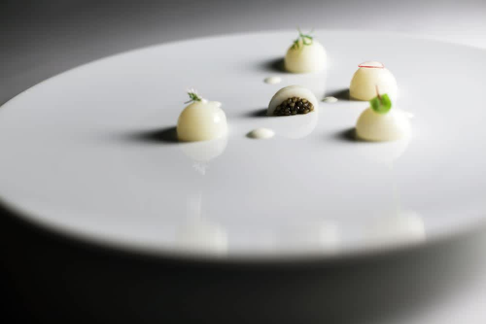 3 at Caviar Russe