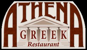 Logo at Athena Restaurant