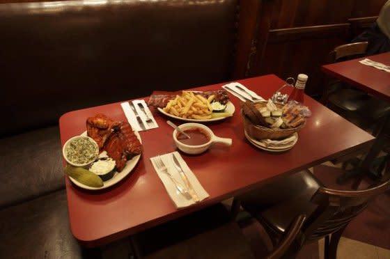 Photo at Twin Anchors Restaurant