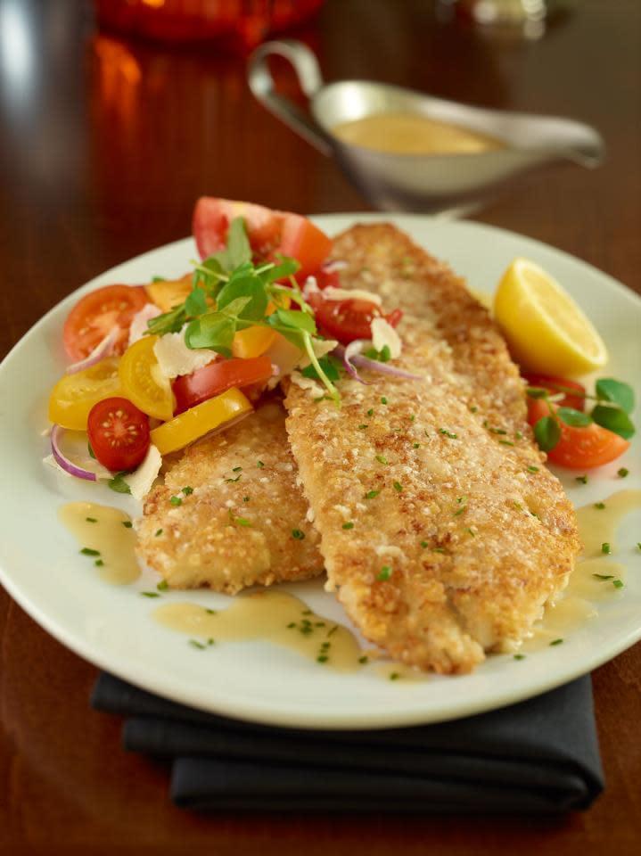 Wildfish seafood grille menu reviews downtown for Wild fish san antonio