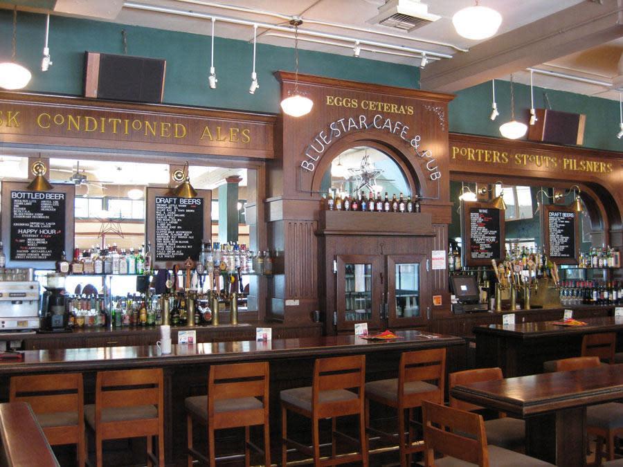Blue Star Cafe Pub Seattle Wa