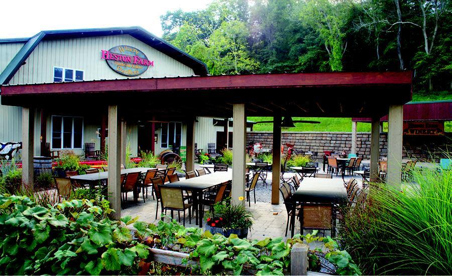 Photo at Foxfire Restaurant at Heston Farm Winery