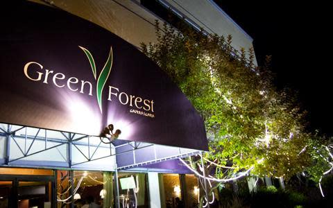 Photo at Green Forest Brazilian Restaurant