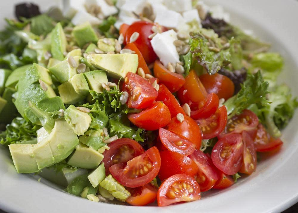 Napa Salad at RackHouse Tavern