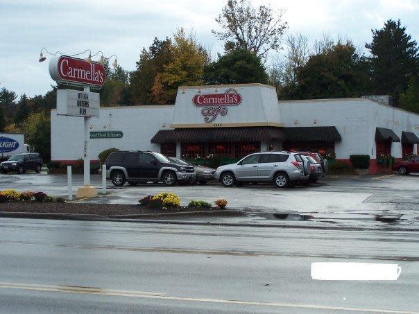 Carmella S Cafe New Hartford Ny