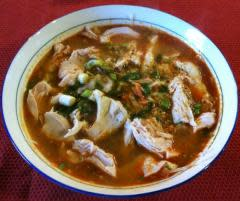 Khmer Curry Soup