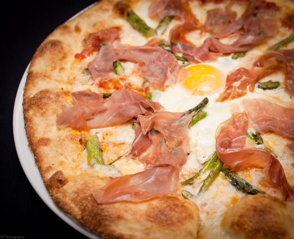 Tuscan Pizza at TusCA Ristorante