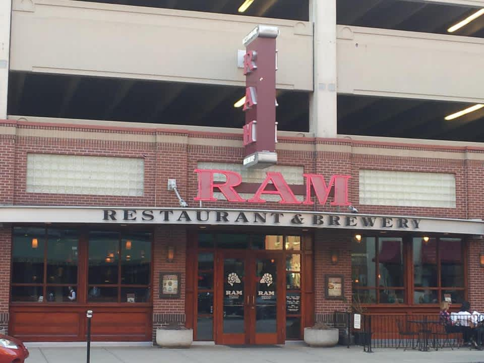 1 at Ram Restaurant & Brewery