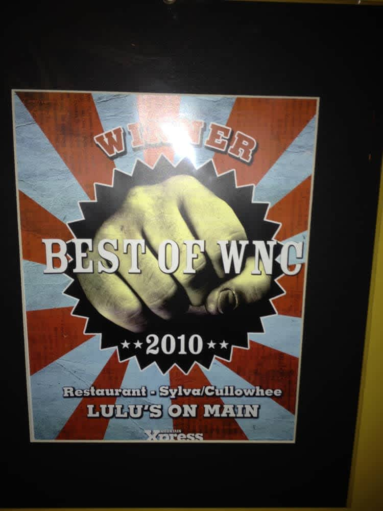 Best of 2010 at Lulu's Cafe
