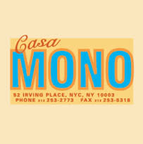casa at Casa Mono