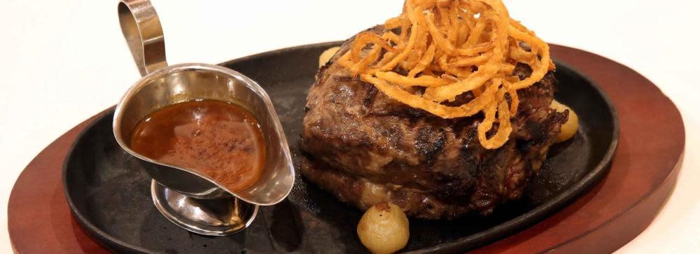 Photo at La Brochette Kosher Steakhouse