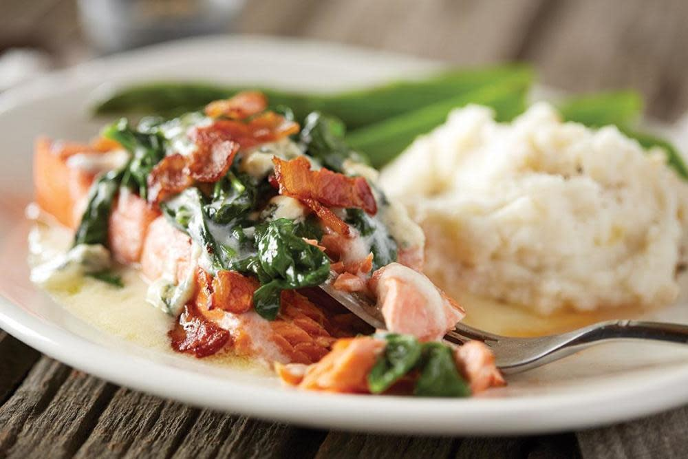 Salmon Sp.