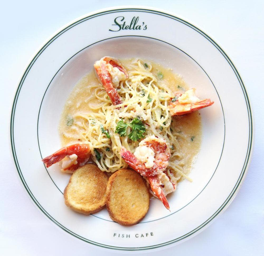 Stella 39 s fish cafe deals offers menu reviews for Stellas fish cafe