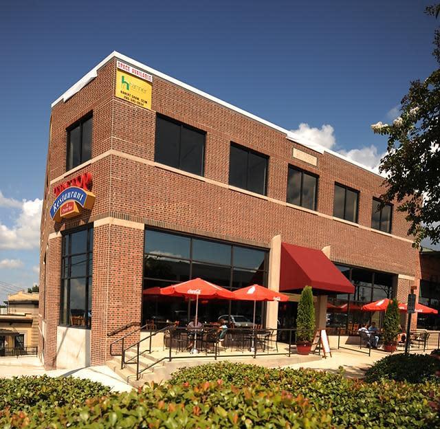 Tin Top Restaurant Tuscaloosa Al