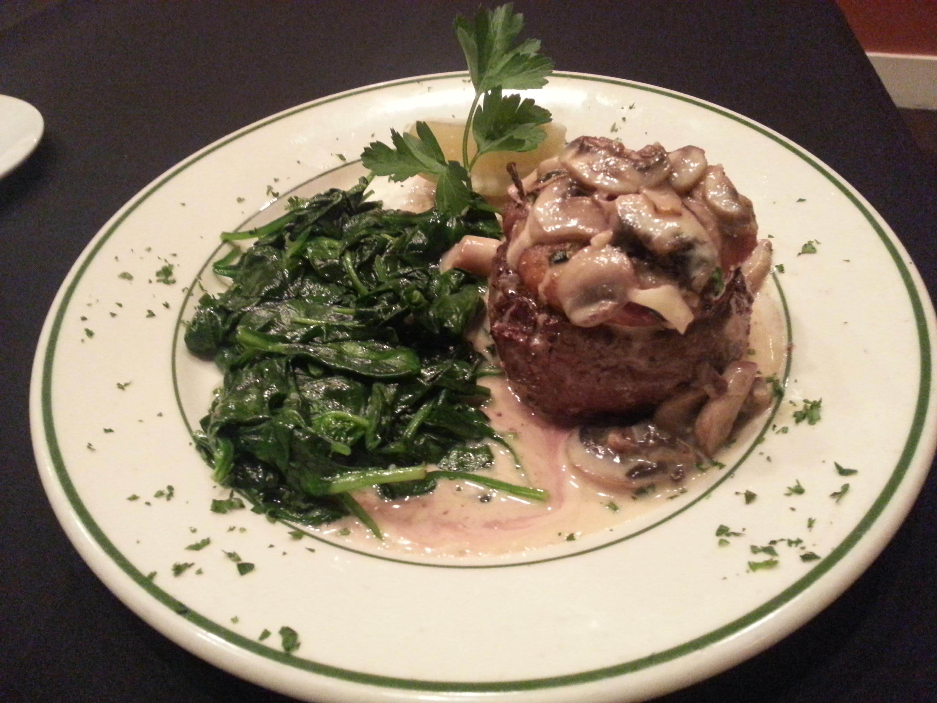 Crabcake Filet at Birraporetti's