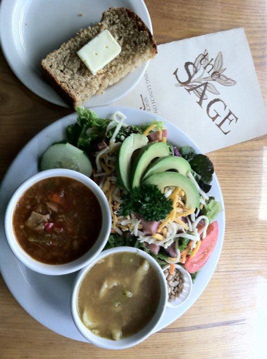 Sage Restaurant Menu Mcminnville Oregon