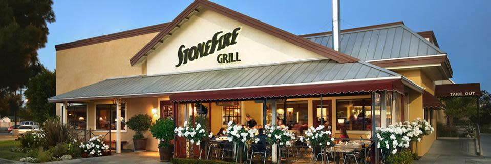 Stonefire Grill Menu Reviews West Hills West Hills