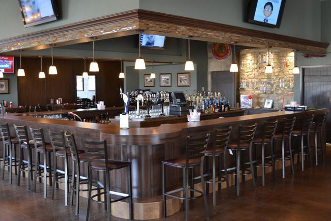 Graystone Ale House - Bar