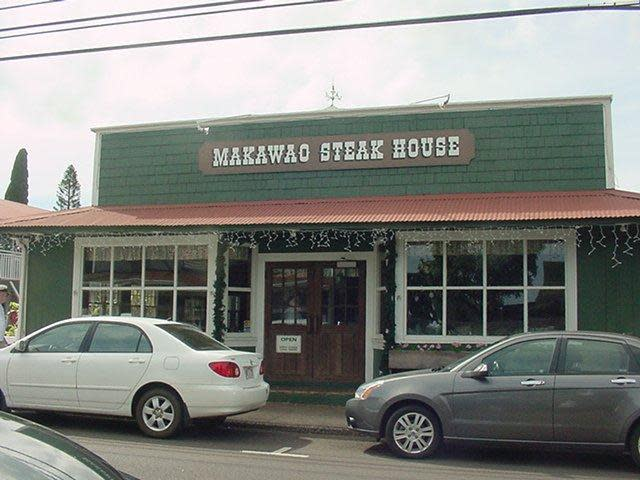 Photo at Makawao Steak House