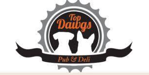 Photo at Top Dawgs Pub and Deli