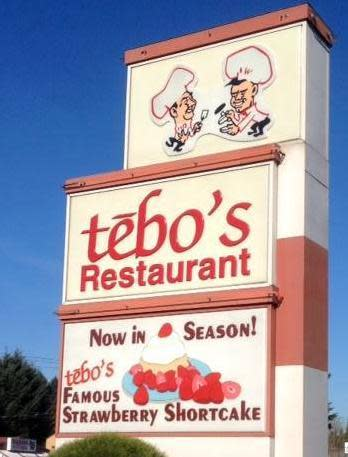 Photo at Tebo's Restaurant