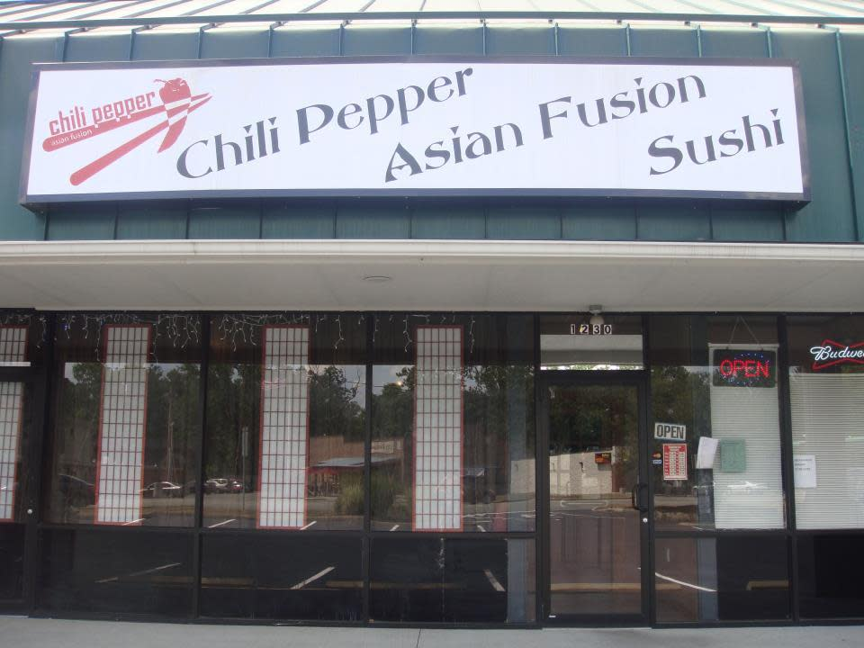 Photo at Chili Pepper Asian Fusion