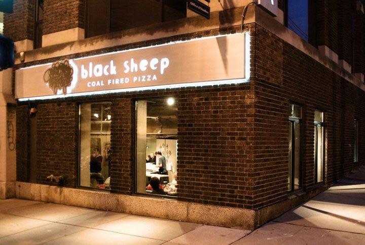 Photo at Black Sheep Coal Fired Pizza