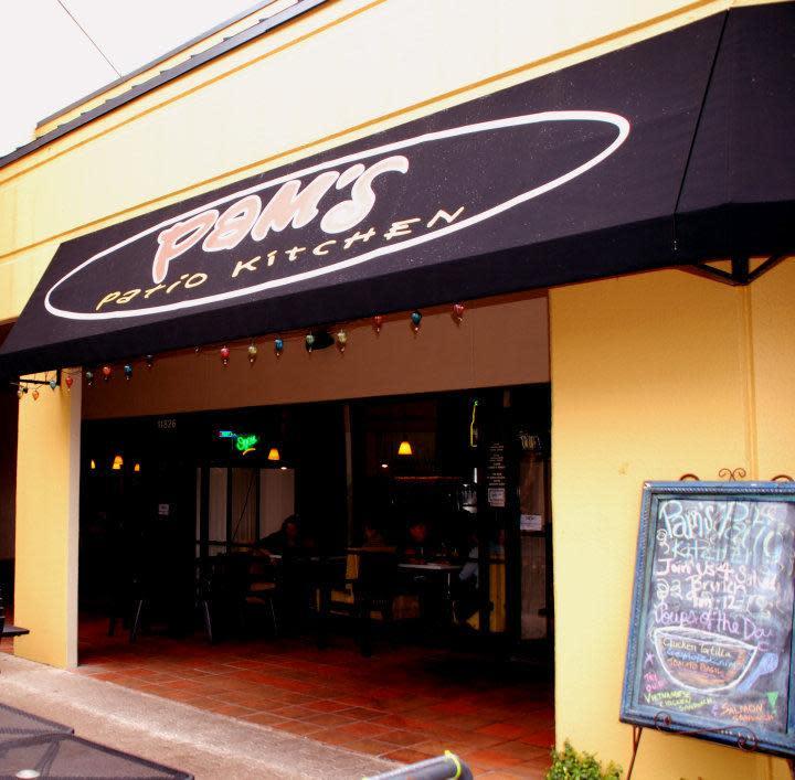 Pam S Patio Kitchen Menu