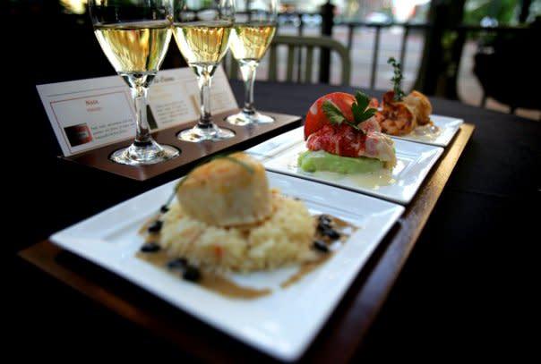 Photo at Flight Restaurant & Wine Bar