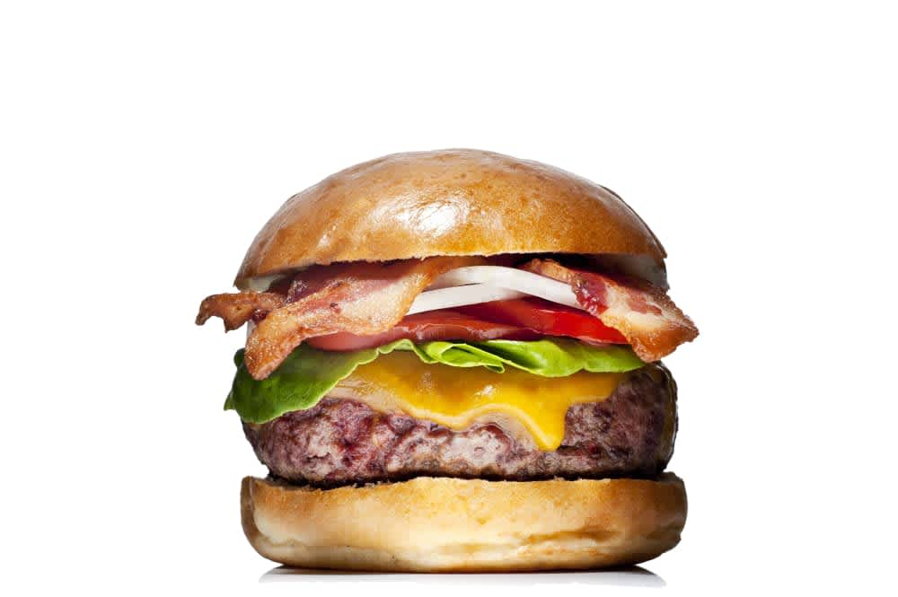 Bacon - Cheddar Burger