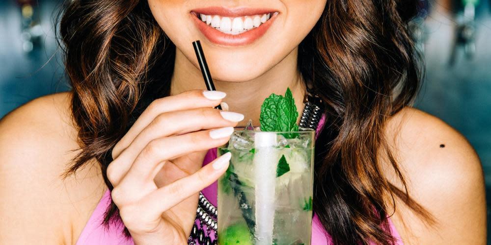 Sip on refreshing Mojitos, Mules and Margaritas!