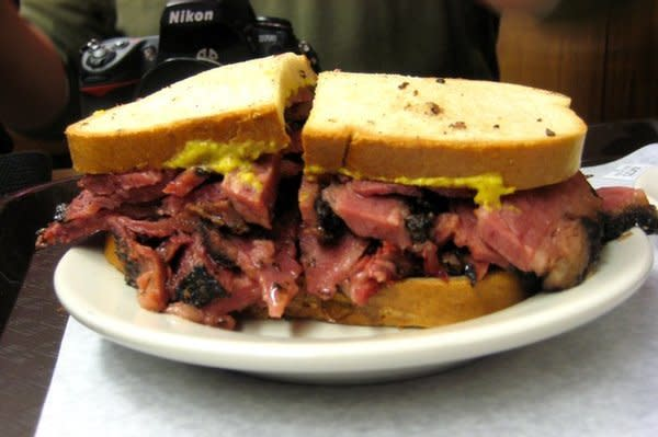 jewish singles in ludlow With the closing of the historic carnegie deli on december 31st, nyc will lose one of its legendary pillars of old-school jewish cooking.