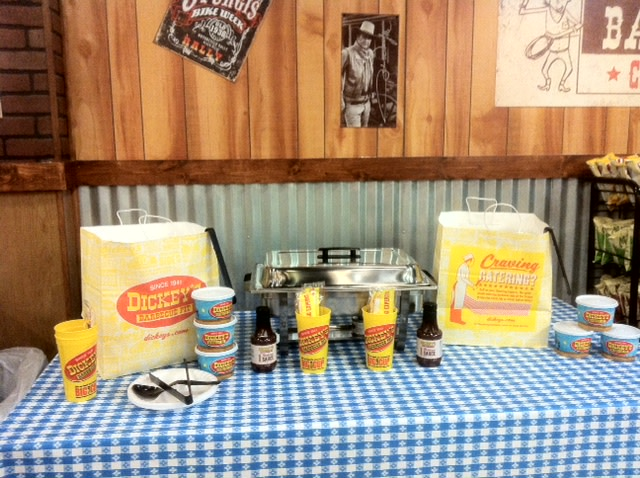 PhotoSPKWs at Dickey's Barbecue Pits