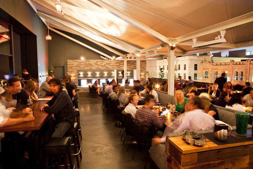La Poubelle Restaurant Los Angeles