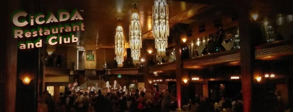 Photo at Cicada Restaurant