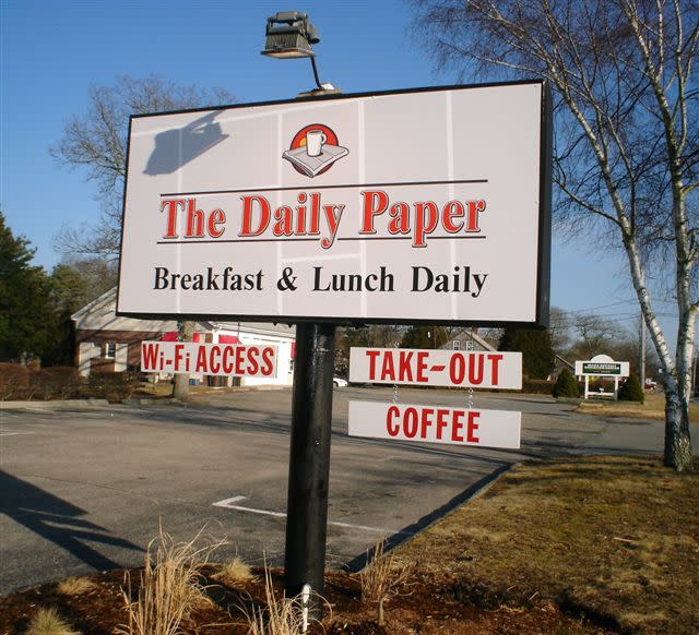 daily paper hyannis ma 02601 menus and reviews