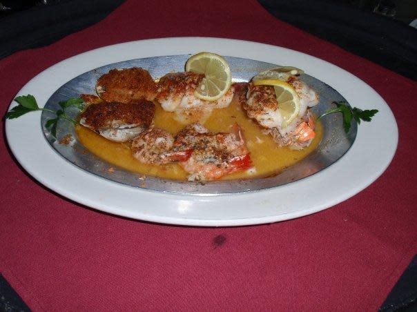 Monalyssa Italian Restaurant Pizzeria Bay Avenue Point Pleasant Nj
