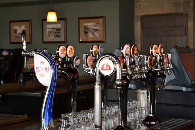 Graystone Ale House - Taps