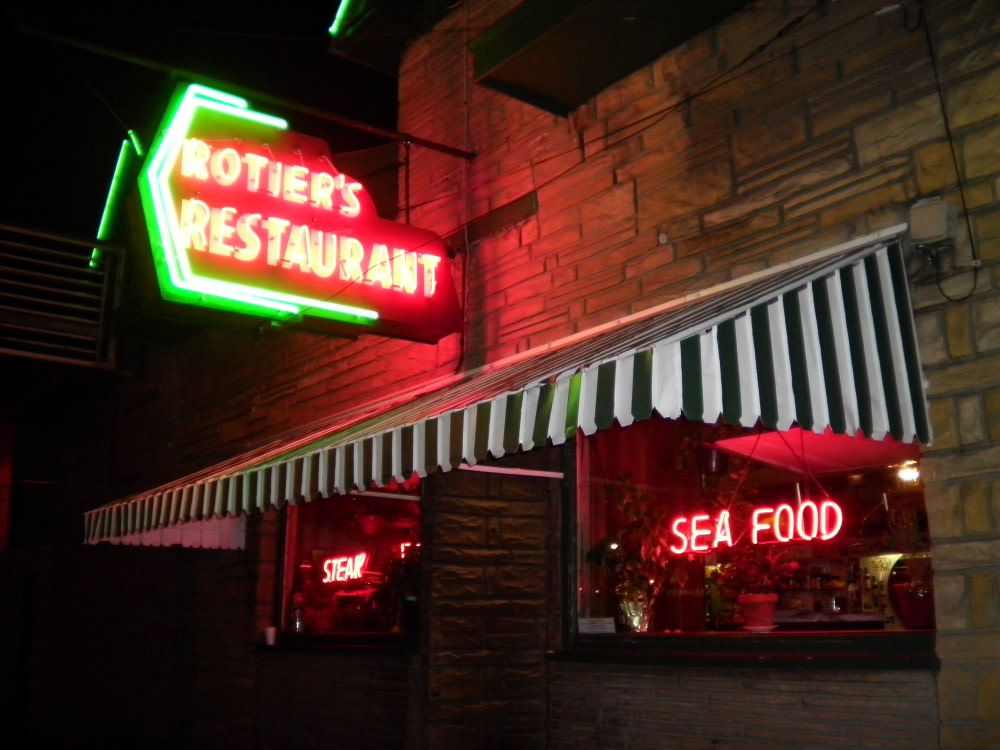 Rotier's Restaurant at Rotier's