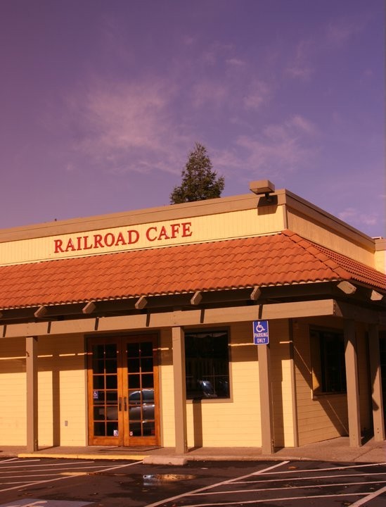 Railroad Cafe Livermore Ca Menu