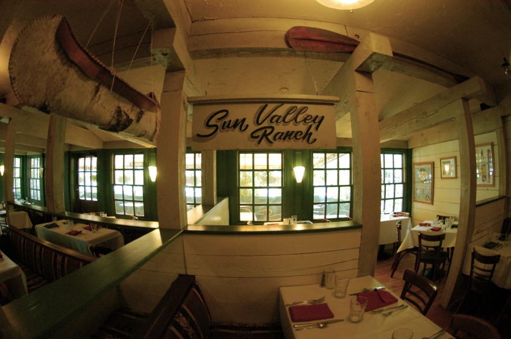 vintage restaurant ketchum idaho