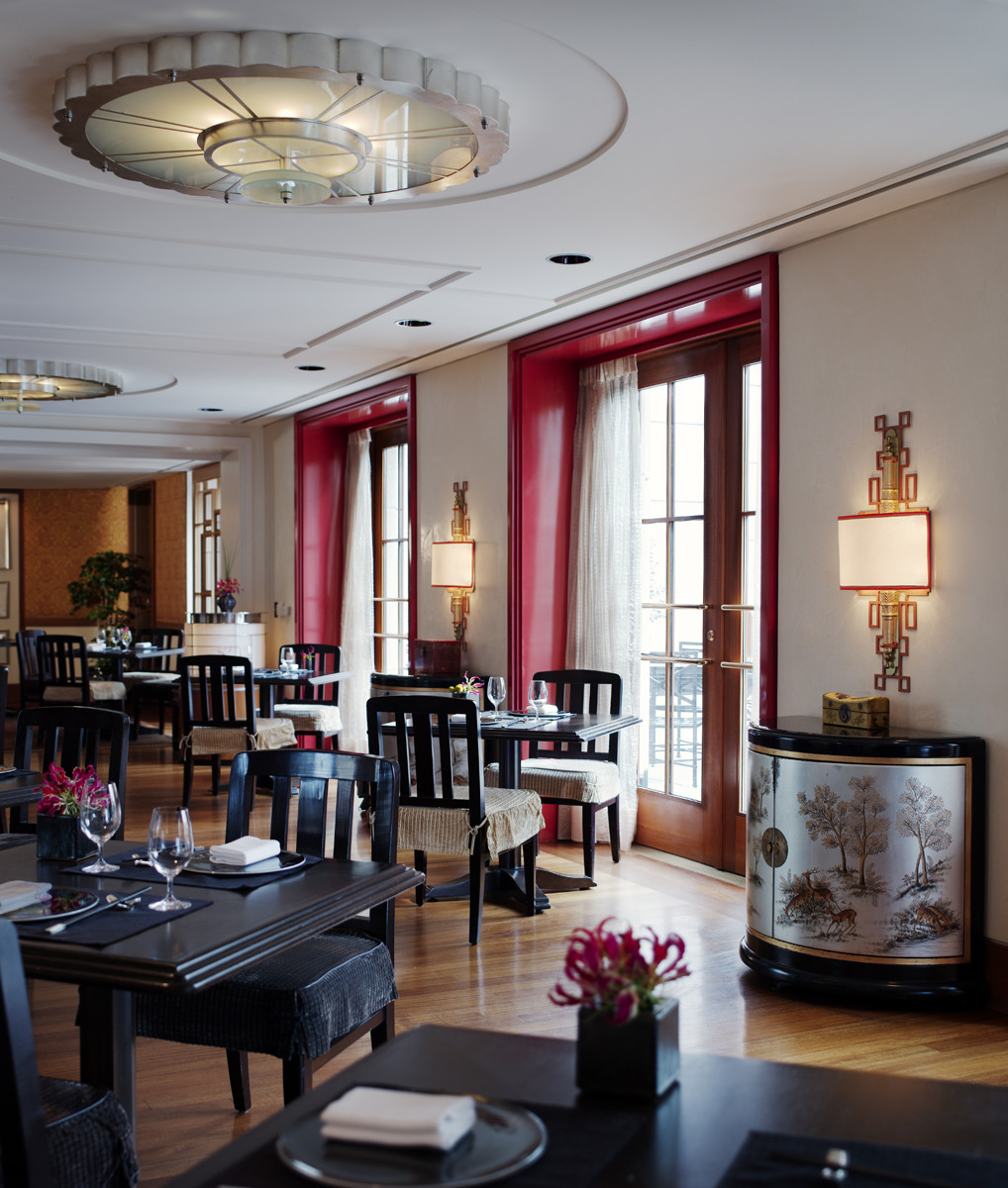 Shanghai terrace restaurant information and reviews on for Table 52 chicago dress code