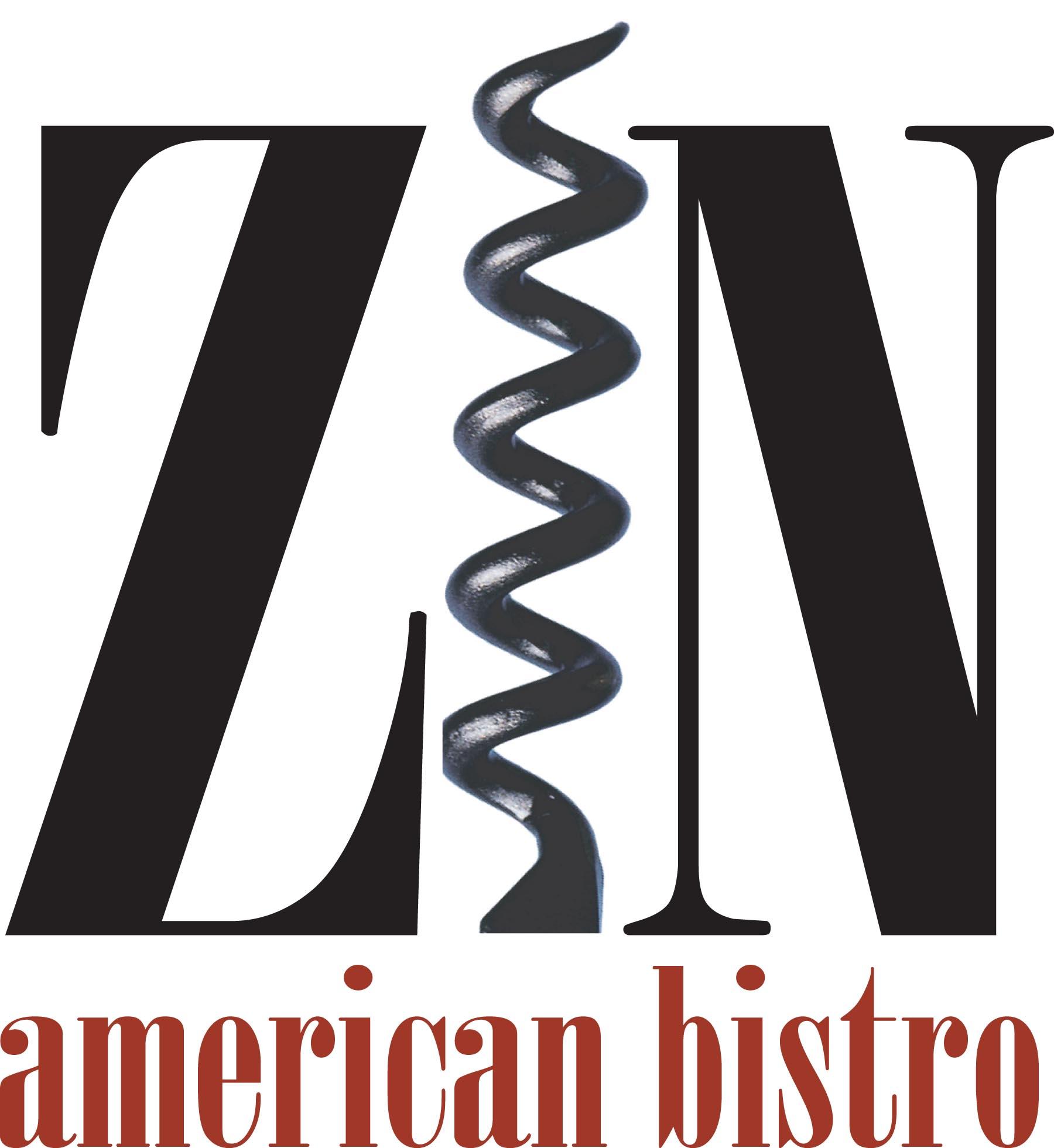 Logo Master at Zin American Bistro