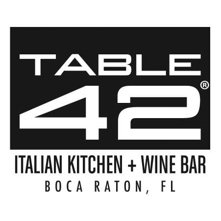 1 at Table 42