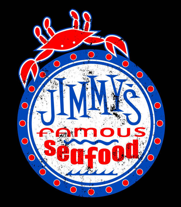 Jimmy's Famous Seafood Seen On Diners, Drive-ins and Dives